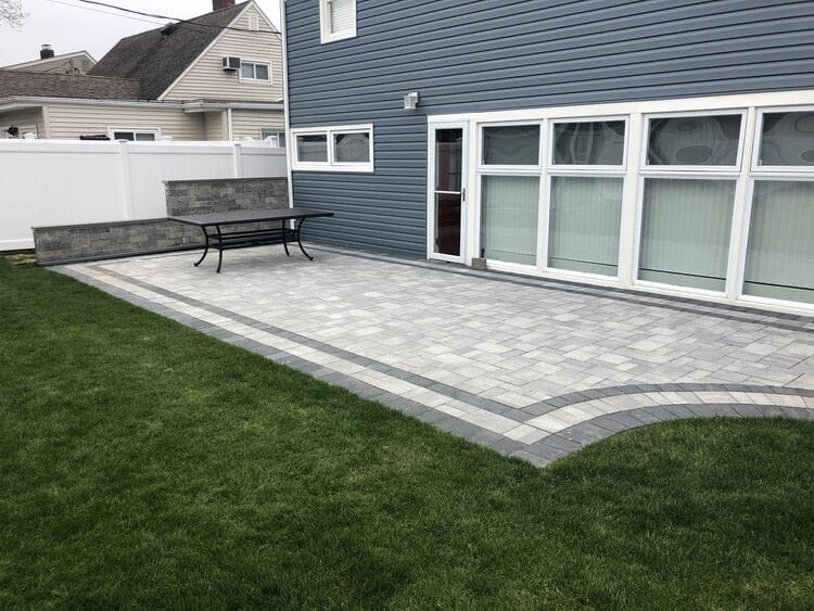 New masonry patio Project